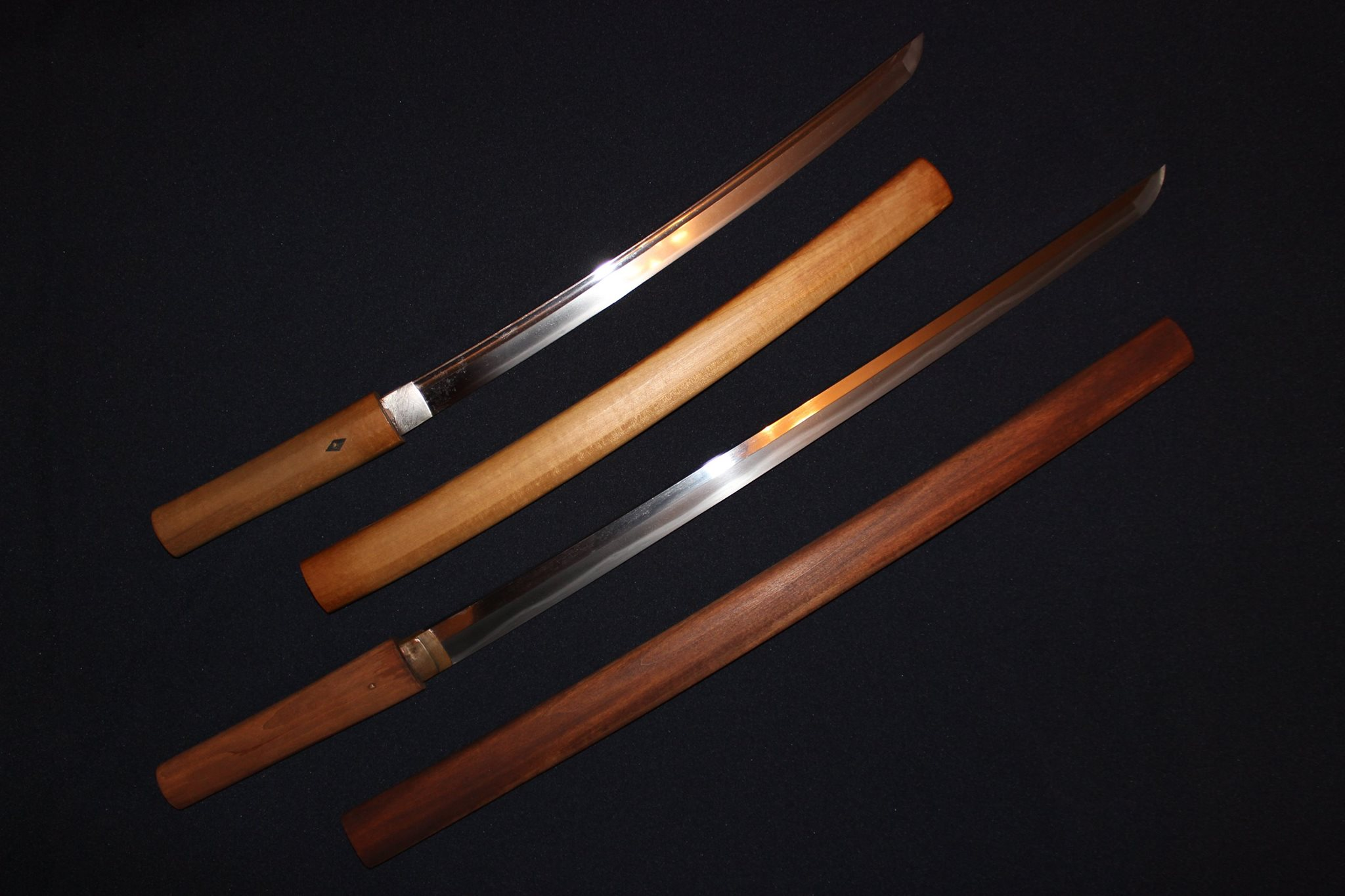 Дайсё большой-малый — пара мечей самурая
