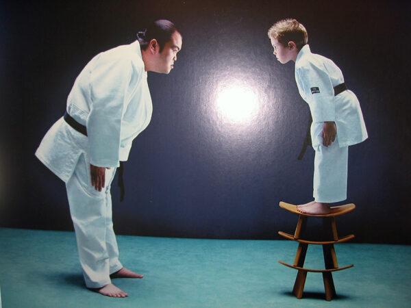 Этикет Додзё на тренировках Школы Кёкусинкай
